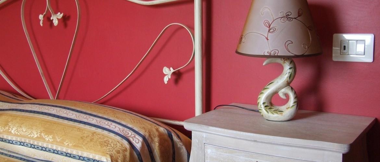 dormire in b&b a Valmontone camera quadrupla