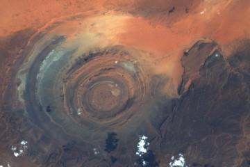 immagini dalla ISS