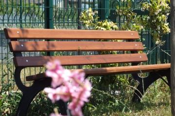 relax nel giardino anteriore