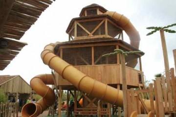 Rainbow Magicland novità 2020 Jungle camp playground