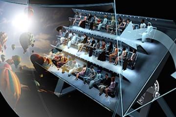 Volarium novità 2021 Cinecittà World